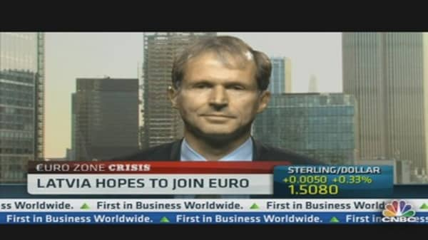 Latvia Should Join Euro: Expert