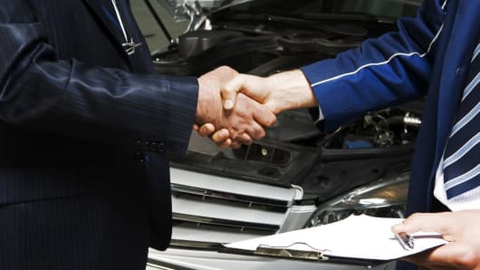 Auto Sales loans