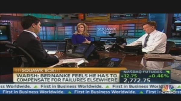 Can Bernanke Pull Off Fed Policy?
