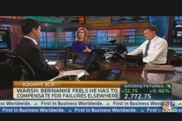 Can Bernanke Pull Off Fed Policy?