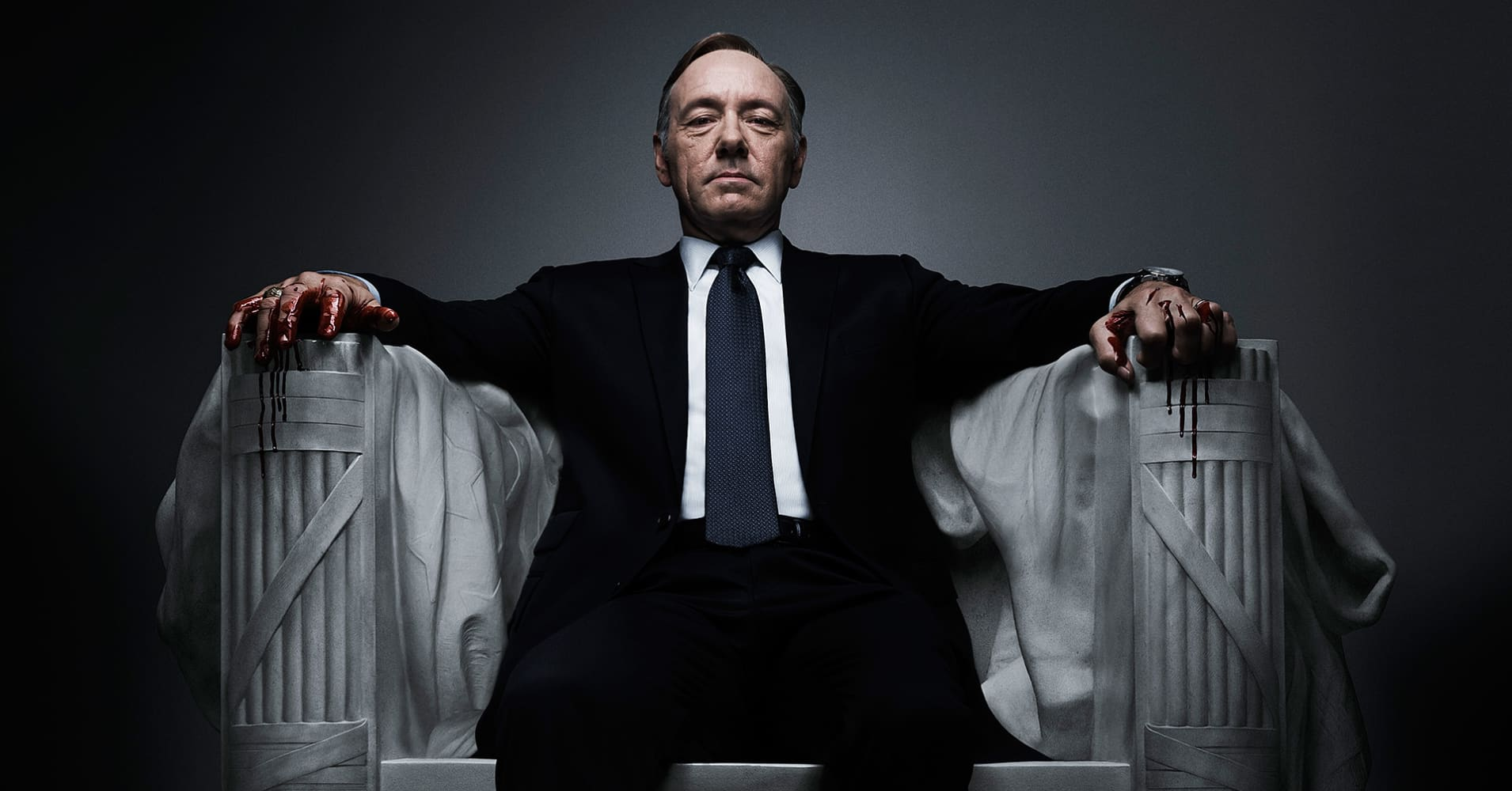 "Kevin Spacey, who stars in the Netflix series ""House of Cards."""