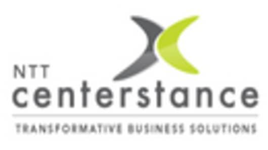 NTT Centerstance Logo