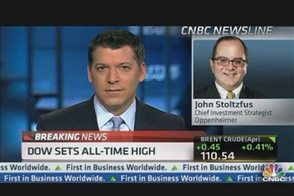 This Could Trigger a Pullback: John Stoltzfus
