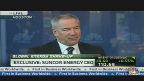 Suncor Energy CEO on Canada's Energy Dilemma