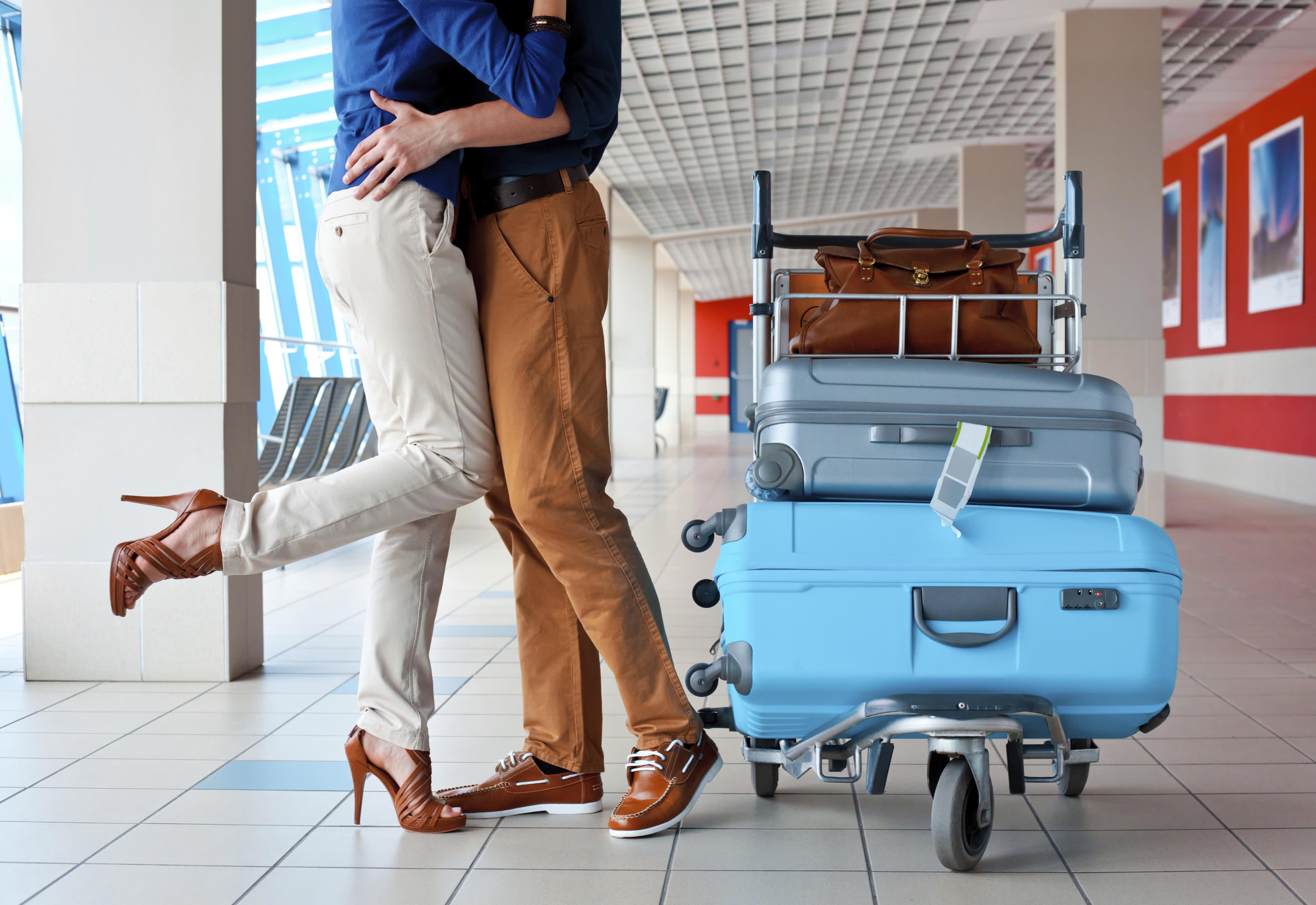 Flughafen dating site