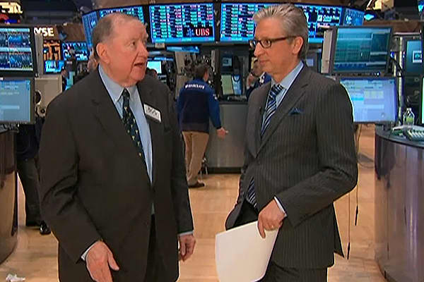 90 Seconds with Art Cashin: Buyers Missed the Dip