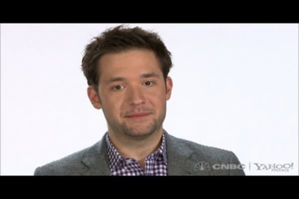 Alexis Ohanian, Co-Founder Reddit