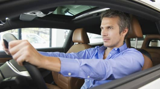 Why More People Drive Alone, Despite High Gas Prices