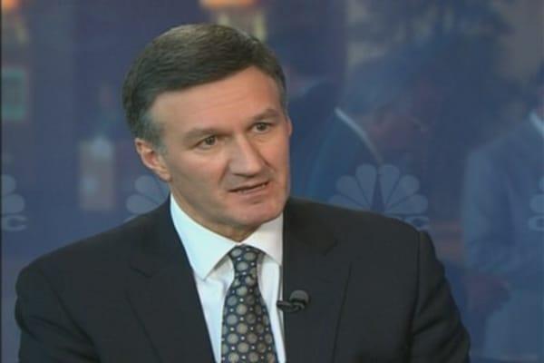 Enbridge CEO: Seaway Pipeline