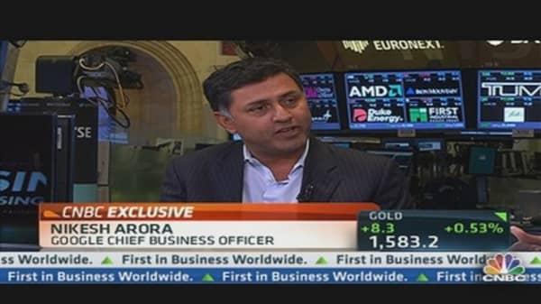 Google Officer on Mobile, Partnerships