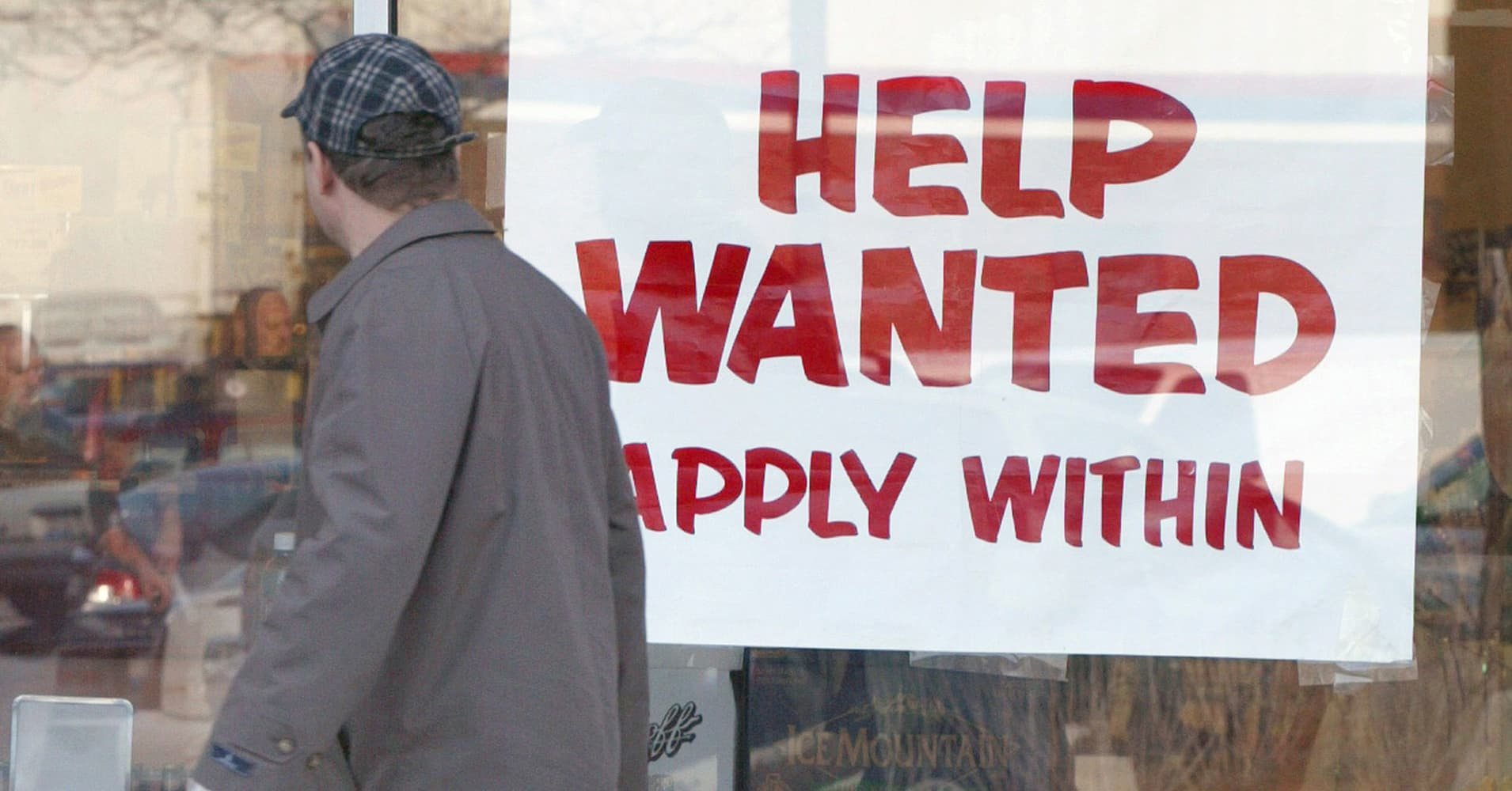 More than a third of small businesses can't fill open jobs, matching a record