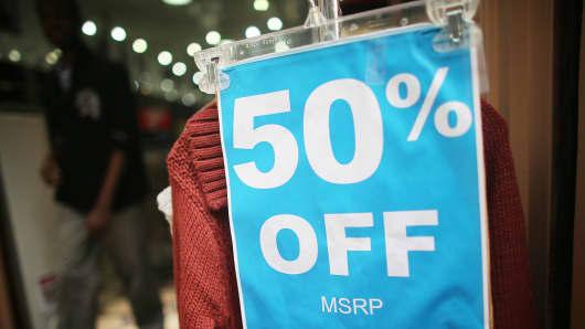 Retail sales 2013