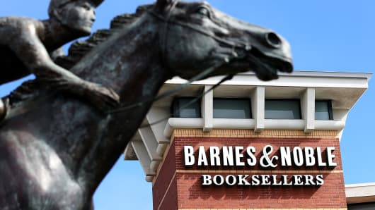 Brokers Issue New Targets On Barnes & Noble, Inc. (NYSE:BKS)