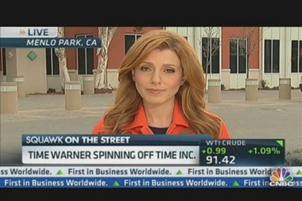 Time Warner Spins Off Magazine Division