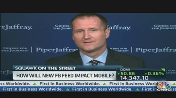 Facebook to Show Off Revamped News Feed
