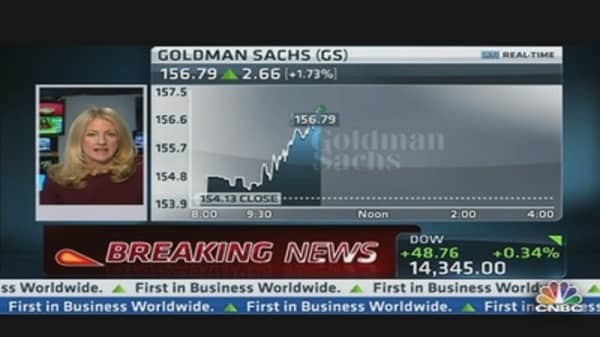 Goldman to Name New Directors Every Two Years