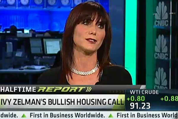 'We're In Nirvana for Housing': Zelman