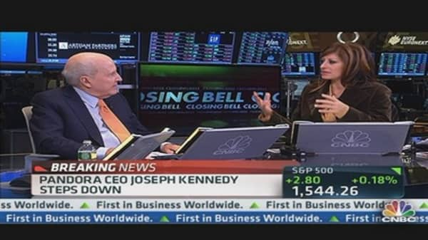 Jack Welch: Let Tim Cook Run the Company