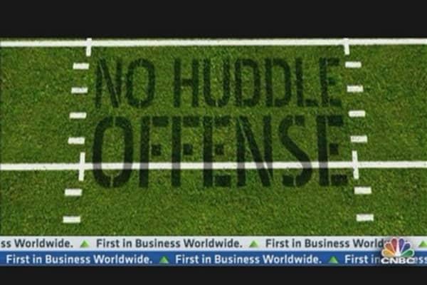 No Huddle Offense: Big Deals on Wall Street