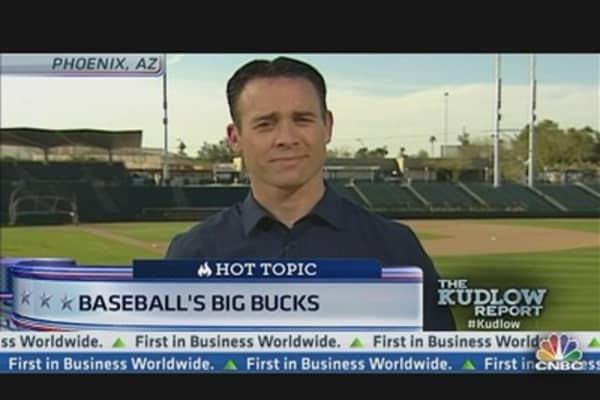 Baseball's Big Bucks