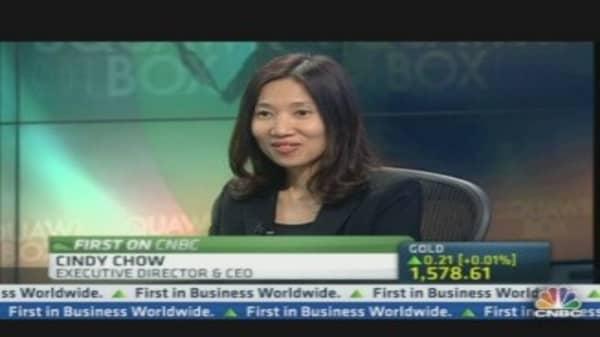 Mapletree CEO: Optimistic on China and Hong Kong Property