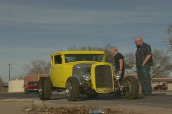 The Car Chasers: Hot Rod