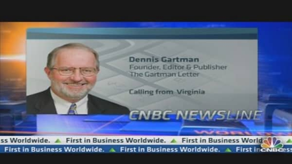 Gartman: Dollar to Hit 125 Yen This Year