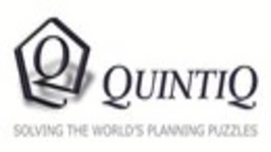 Quintiq Logo with tagline