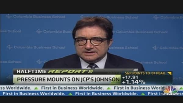 Not Sure JCP Can Be Saved: Mark Cohen