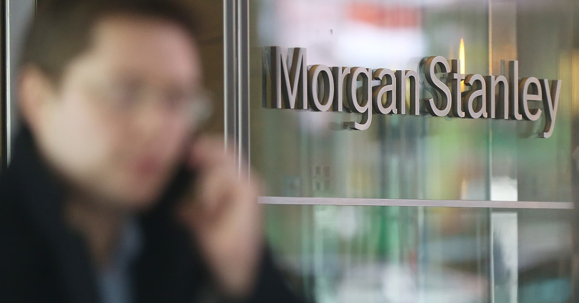 Morgan Stanley gearing up for bitcoin derivative trading, Bloomberg reports