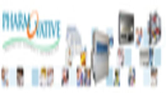 Pharmovative logo