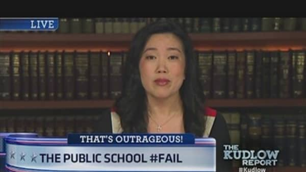 Public Education Failing Our Kids?