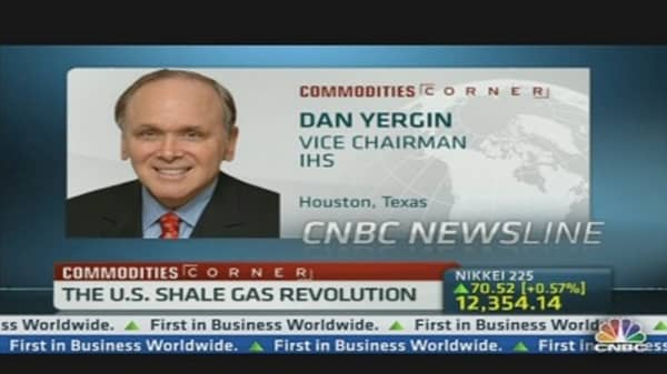 The Shale Gas Revolution