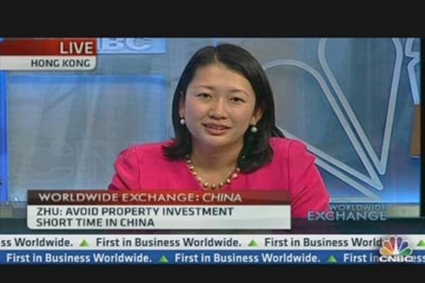 Financial Reform Key for China: Goldman
