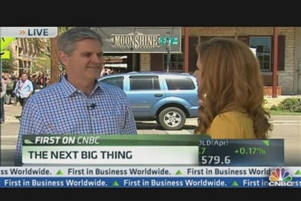Steve Case at South by Southwest