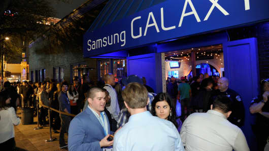Samsung Galaxy Sound Stage At SXSW 2013
