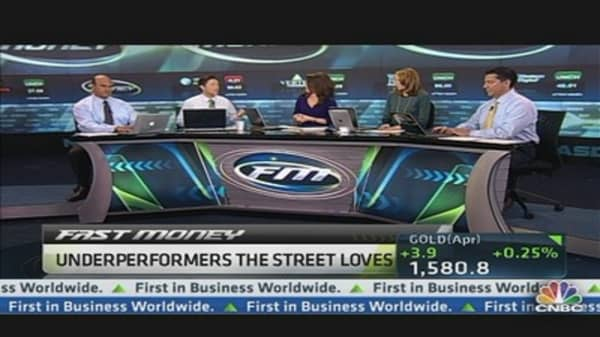 5 Loved Stocks That Missed the Rally