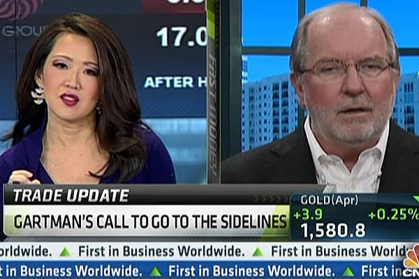 Gartman:  I've Turned Bullish on Apple