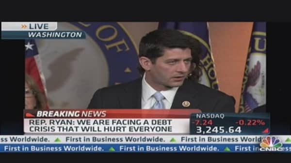 Rep. Ryan Speaks Out on Budget Plan