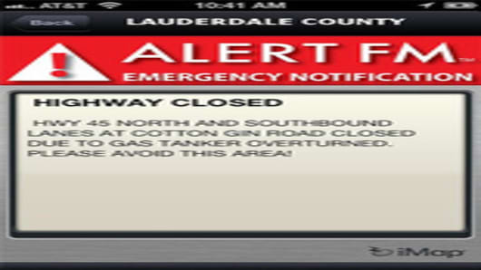 ALERT FM App - Local Emergency Alert