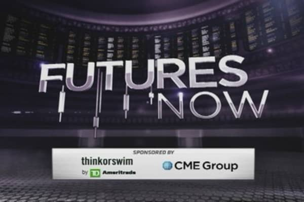 Futures Now, March 12, 2013