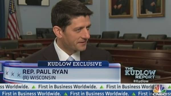 Ryan: It's a Pro-Growth Budget