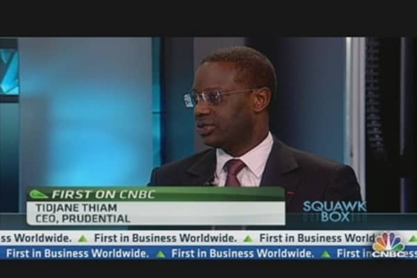 Prudential CEO: We Could Withstand Two 1930s Depressions