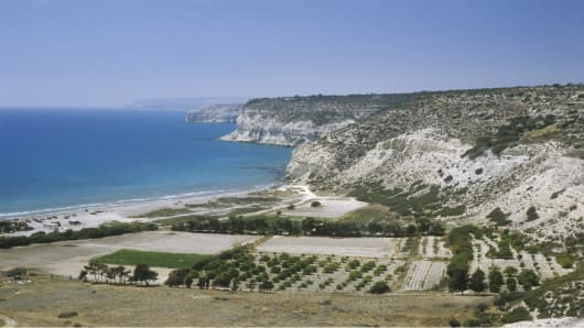 Cyprus, Episkopi Bay