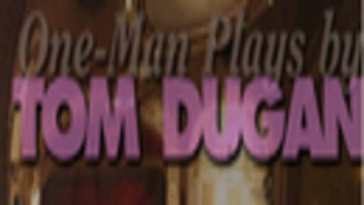 Tom Dugan Plays Logo