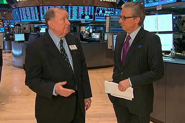 Art Cashin: Lots of 'Wood to Chop' at Current S&P Levels