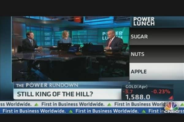 Power Rundown: Sugar Subsidies?