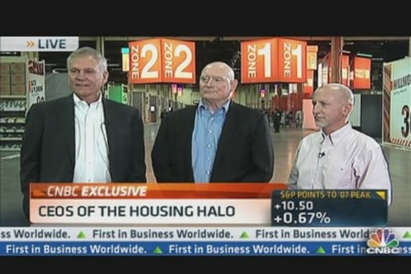 CEOs of the Housing Halo
