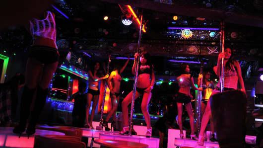 strip club vidéo de sexe DP sexe adolescent