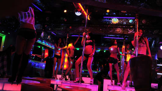 From Busts To Boom Strip Clubs Say Business Is Thriving
